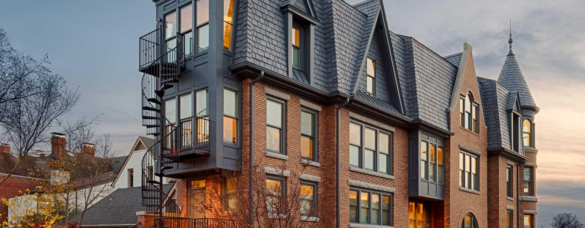 A New Brick Home On The Hague In Norfolk Virginia Built By Covington Contracting Luxury Custom Homebuilder In Hampton Roads Virginia